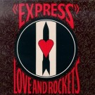 Love and Rockets Express CD