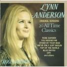 Lynn Anderson 20 All Time Classics CD