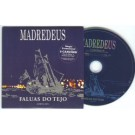 Madredeus Faluas do Tejo 2 Track Promo Cd-Single