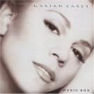Mariah Carey Music Box 1 BONUS TRACK EURO CD