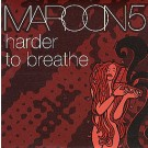 Maroon5 Harder To Breathe 2003 Euro promo CD