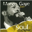 Marvin Gaye Live! CD
