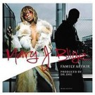 Mary J Blige Family Affair CDS