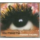 Monday Michiru You Make Me PROMO CDS