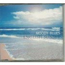 Moody Blues English Sunset PROMO CDS