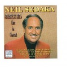 Neil Sedaka Greatest Hits Live In Concert CD