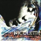 Nicolette Let No One Live Rent Free in Your Head CD