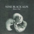 Nine Black Alps Bitter End PROMO CDS