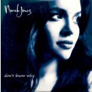 NORAH JONES Don't Know Why PROMO CDS