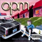 OPM Menace to Sobriety CD
