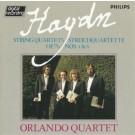 Orlando Quartet Haydon String Quartets Op. 76: Nos. 4 & 6 CD