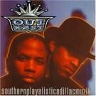 Outkast Southernplayalisticadilacmuzic CD
