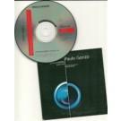 Paulo Gonzo Jardins Proibidos com Olavo Bilac PROMO CDS