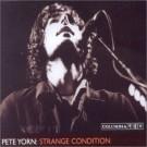 Pete Yorn Strange Condition CDS