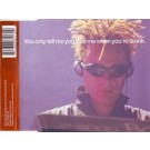 Pet Shop Boys You Only Tell Me You Love Me When You're Drunk CD