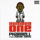 Pharrell Number one Kanye West PROMO CDS