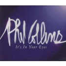 Phil Collins It's In Your Eyes PROMO CDS