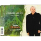 Phil Collins Strangers Like Me CD