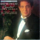 Placido Domingo Greatest Love Songs CD