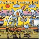 Public Image Ltd. PIL The Greatest Hits So Far CD