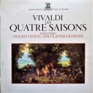 Antonio Vivaldi - Piero Toso  I Solisti Veneti / Claudio Scimone Les Quatre Saisons LP