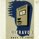 Ultravox Rage In Eden LP
