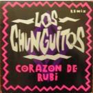 "Los Chunguitos Corazon De Rubi (Remix) 12"""