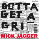 Mick Jagger Gotta Get A Grip / England Lost CD