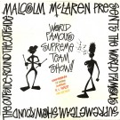 Malcolm McLaren Presents World's Famous Supreme Team Round The Outside! Round The Outside! LP