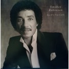 Smokey Robinson Yes It's You Lady LP