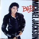 Michael Jackson Bad LP