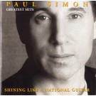 Paul Simon Greatest Hits - Shining Like A National Guitar CD