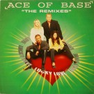"Ace Of Base ""Lucky Love """"The Remixes"""""" 12"""