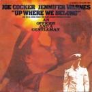 """Joe Cocker  Jennifer Warnes Up Where We Belong 7"""""""