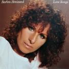Barbra Streisand Love Songs LP