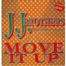 """JJ Brothers Featuring Asher Senator Move It Up 12"""""""