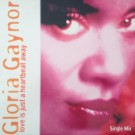 Gloria Gaynor Love Is Just A Heartbeat Away 12""
