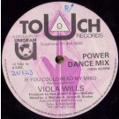 Viola Wills If You Could Read My Mind 12""