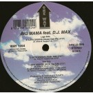 """Big Mama Feat. DJ Max Let's Groove 12"""""""