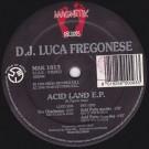 """Gianluca Fregonese Acid Land E.P. 12"""""""
