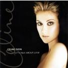 Céline Dion Let's Talk About Love CD
