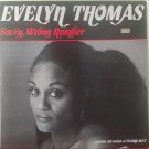Evelyn Thomas Sorry  Wrong Number 12""