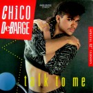 """Chico DeBarge Talk To Me 12"""""""