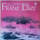 Franz Liszt  Hungarian State Opera Orchestra Orfeu - Valsa Mefisto - Mazeppa LP