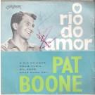 """Pat Boone O Rio Do Amor 7"""""""