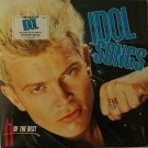 Billy Idol Idol Songs - 11 Of The Best LP