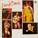 David Bowie A Second Face LP