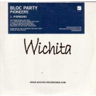 Bloc Party Pioneers CD