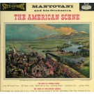 Mantovani And His Orchestra The American Scene 3LP