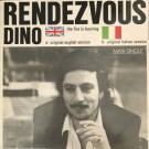 """Dino Razzone Rendezvous (The Fire Is Burning) 12"""""""